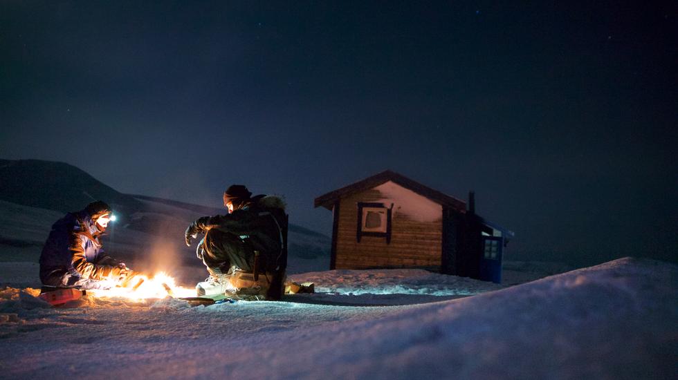 Reizen Waes - Spitsbergen