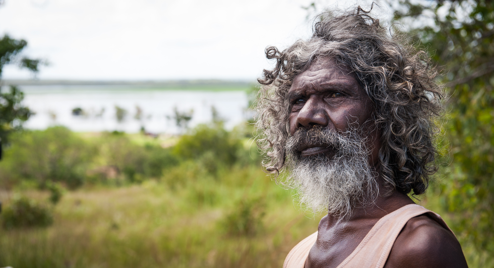 Rolf de Heer over Charlie's Country