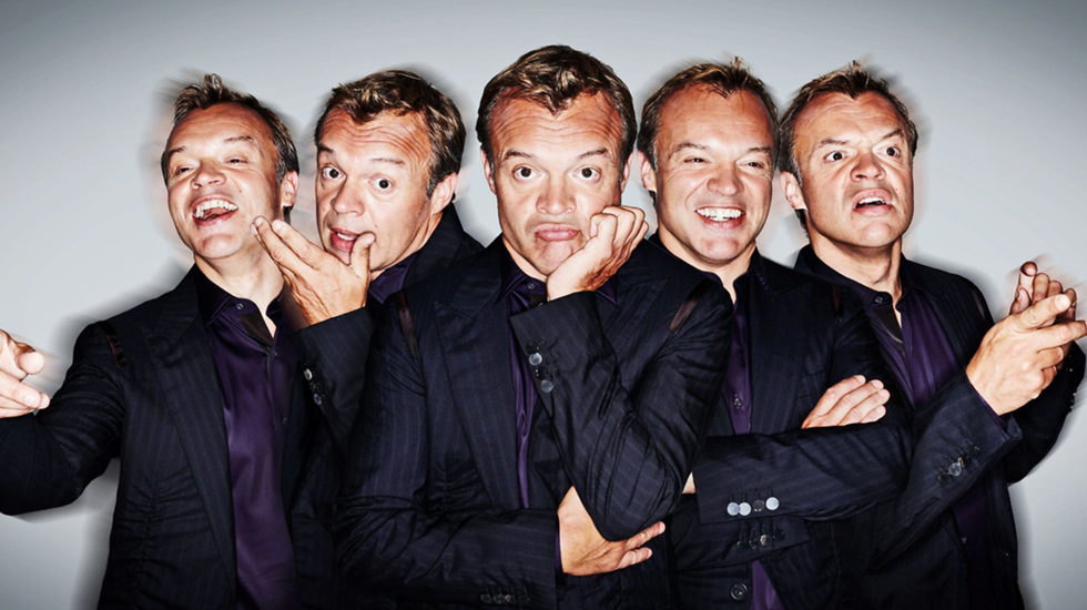 The Graham Norton Show - The Graham Norton Show Compilatie Serie 16