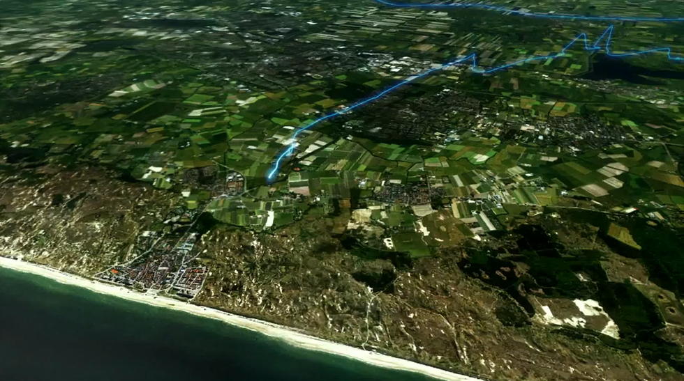 Trailer: The Netherlands from above