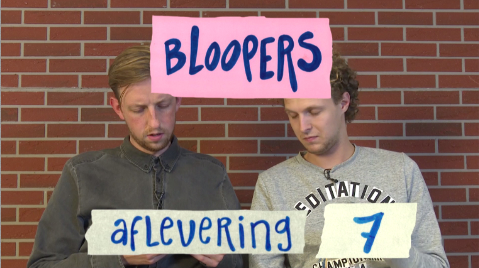 Bloopers #7