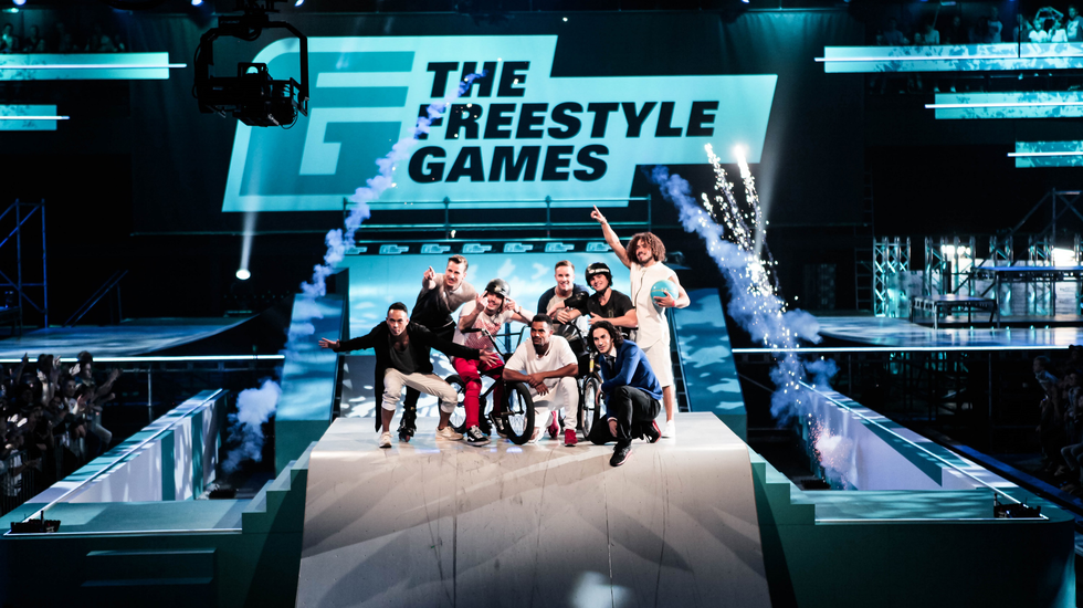 Afbeelding van The Freestyle Games