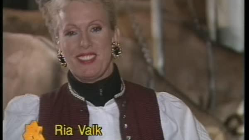 Ria Valk - Peterselie