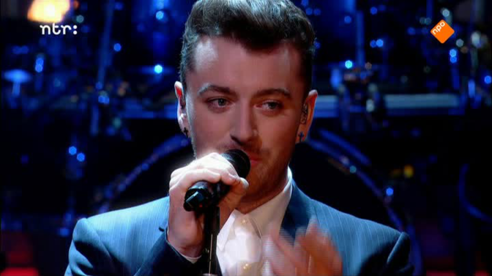 Sam Smith in Concert
