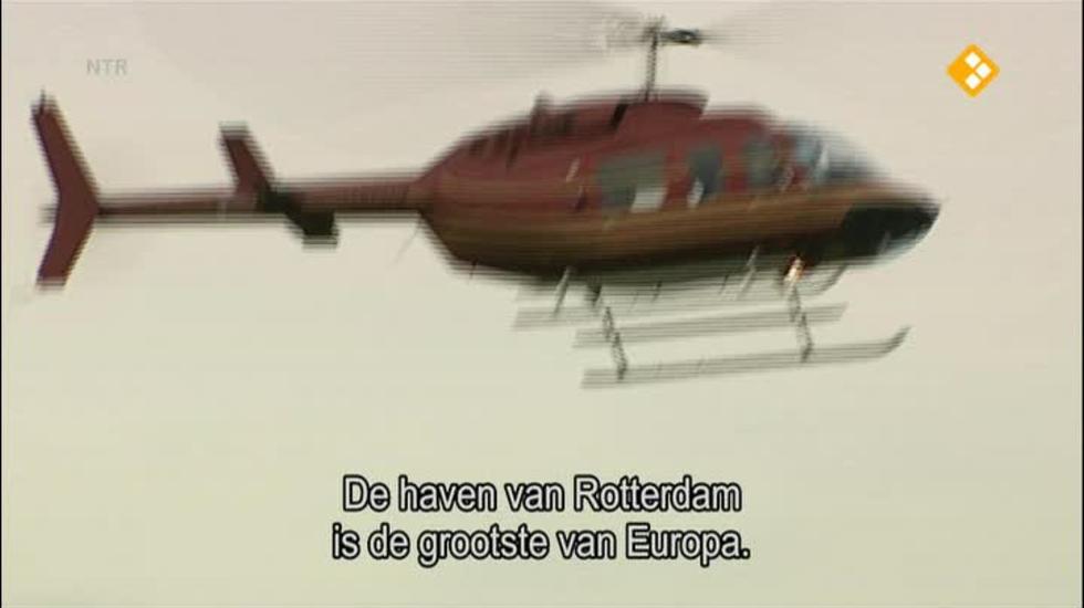Geoclips - Rotterdam Wereldhaven