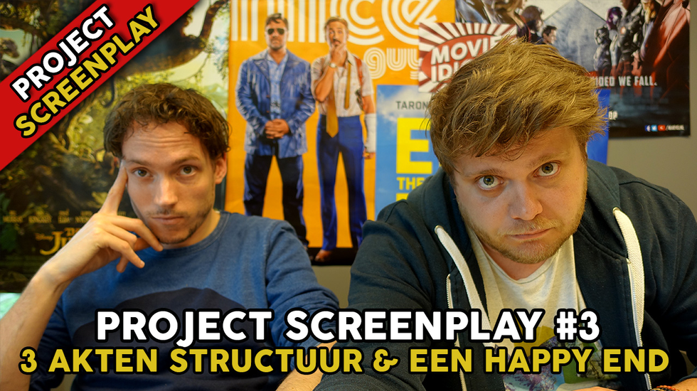 Afbeelding van Movie Idiots: Project Screenplay 3