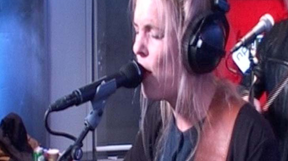 Sue The Night - Live @ 3voor12 Radio