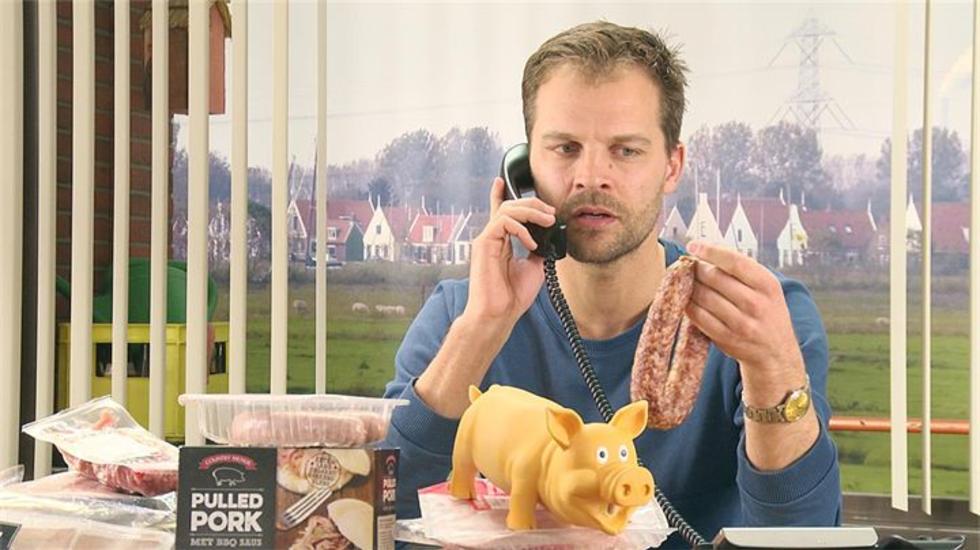 Keuringsdienst Van Waarde - Eten Van Morgen: Vlees