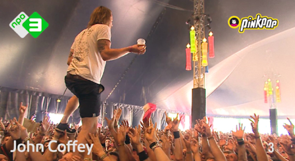 Pinkpop - Pinkpop Highlight John Coffey