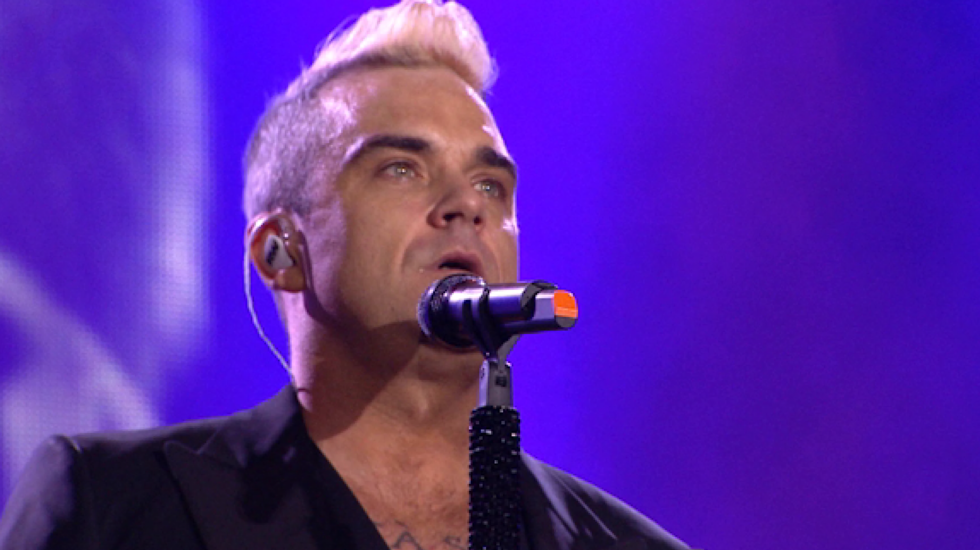 Pinkpop highlight Robbie Williams