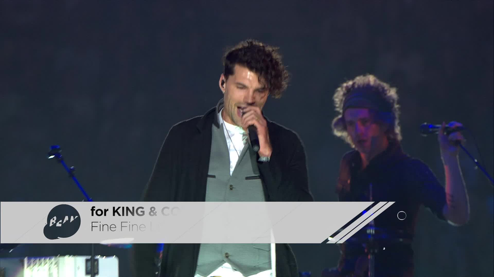 for KING & COUNTRY - Fine Fine Life - Live at EOJD 2016