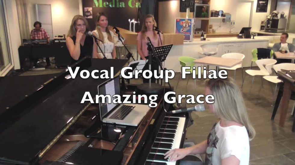 Vocal Group Filiae-Amazing Grace