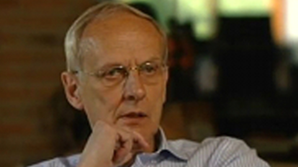 Brandpunt Profiel - Pieter Winsemius