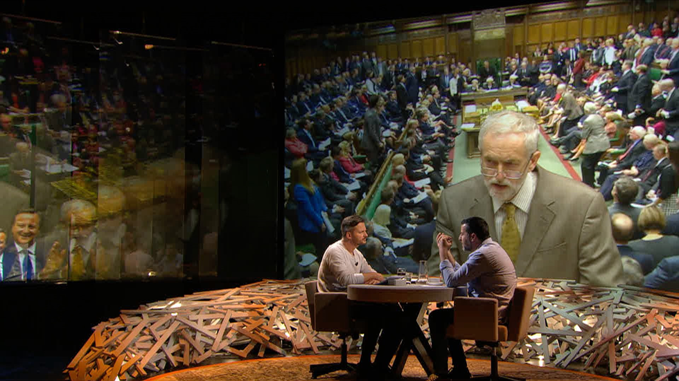 Corbyn – Questions to the Prime Minister