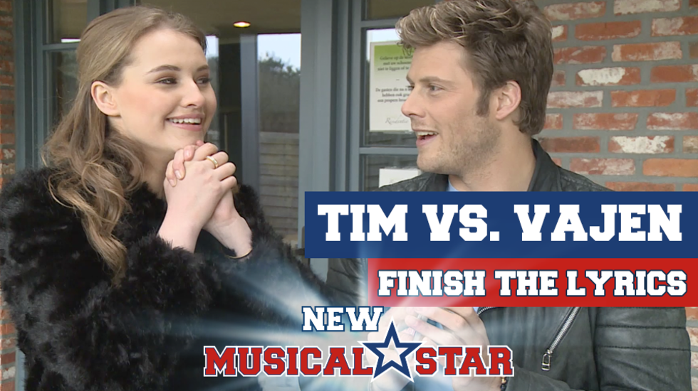 Tim vs. Vajen | New Musical Star
