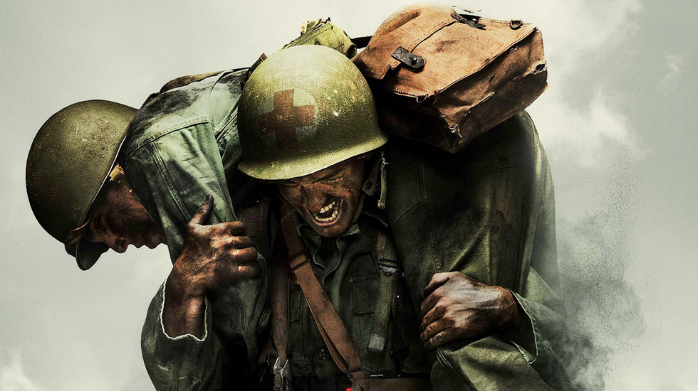 Movie Idiots: Hacksaw Ridge Recensie