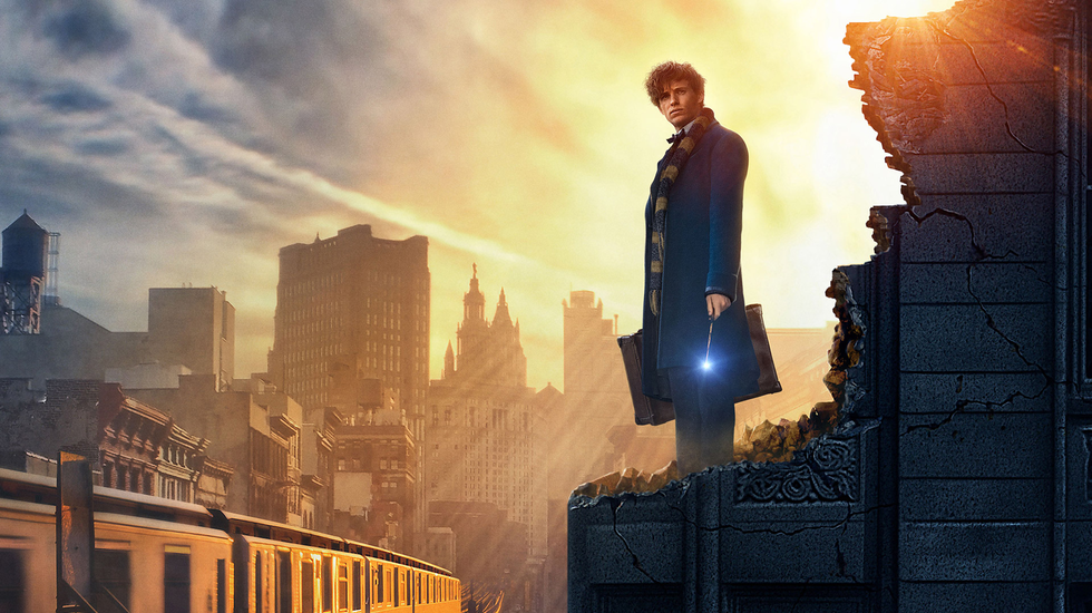 Movie Idiots: Fantastic Beasts And Where To Find Them
