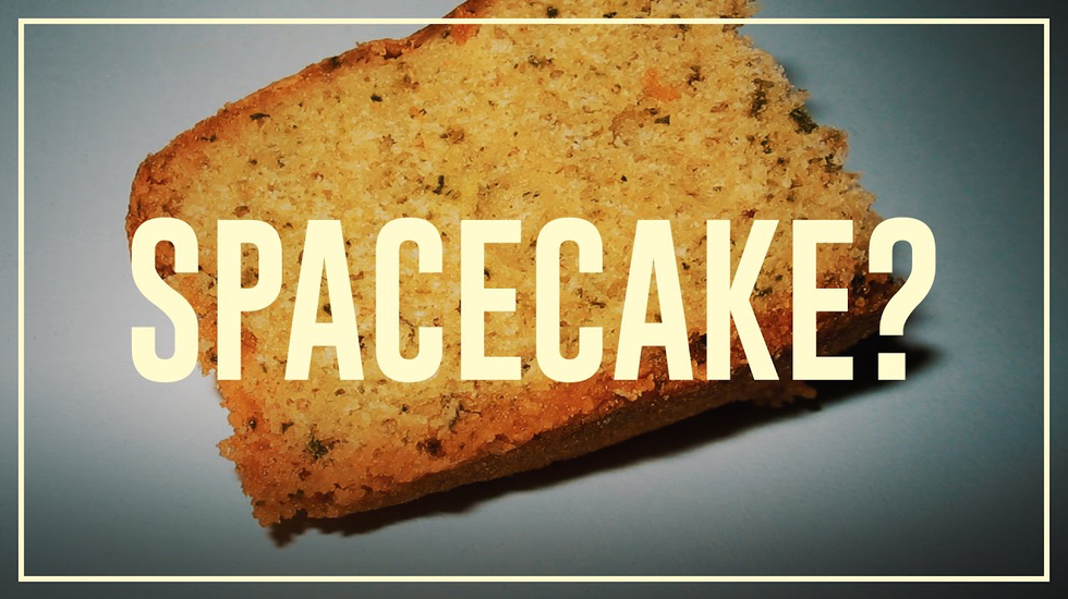 Afbeelding van Drugslab AFL. 2A | Spacecake (cannabis / THC) - Do's en don'ts