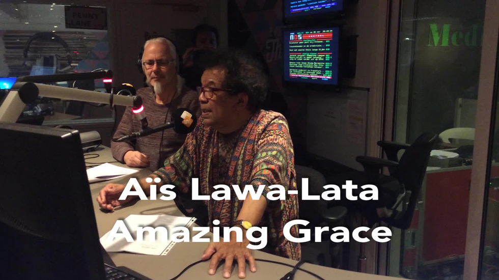 Amazing Grace door Ais Lawa-Lata in EO Live