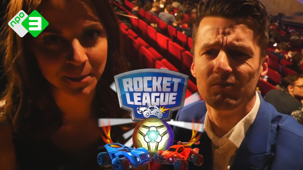 Jan in de wondere wereld van Rocket League