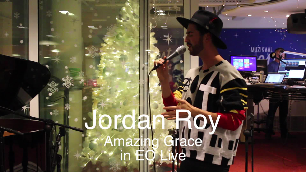 Jordan Roy Amazing Grace