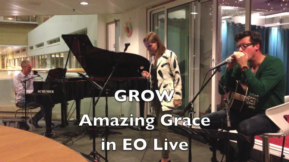 GROW-Amazing Grace