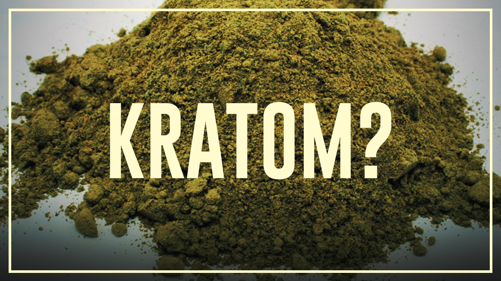 Drugslab AFL. 19A | Kratom (Mitragyna) – Do's en don'ts