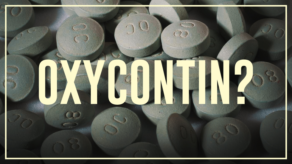 Drugslab AFL. 21A | Oxycontin (0xycodon) – Do's and Don'ts
