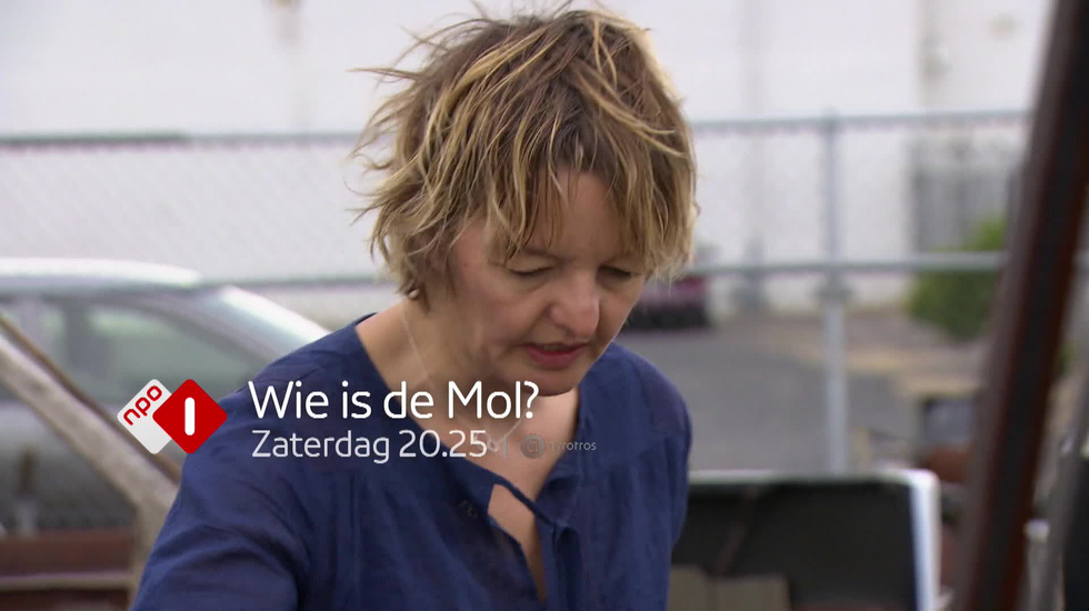 Wie is de Mol? - Aflevering 8