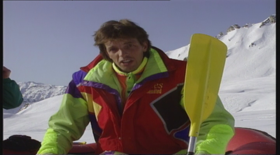Jules Unlimited 1992 - Snowraft