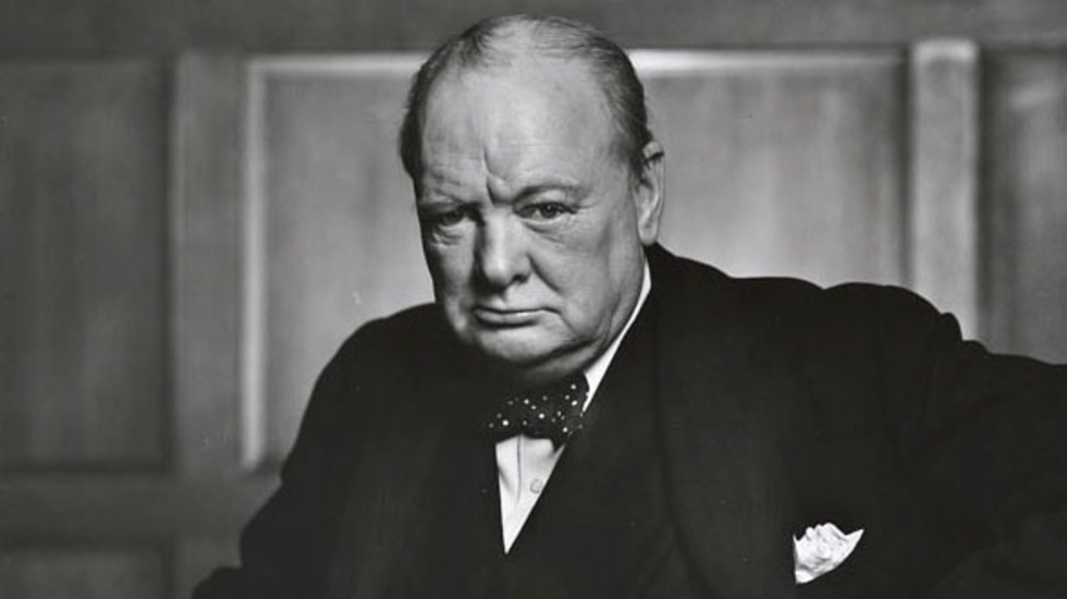 Speech Winston Churchill