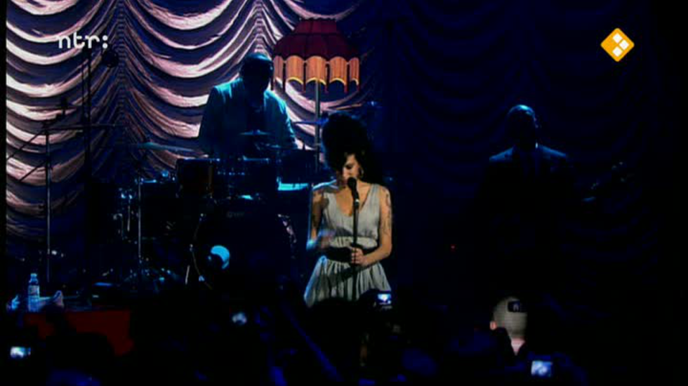 3 On Stage - 3 On Stage: Amy Winehouse Live In London