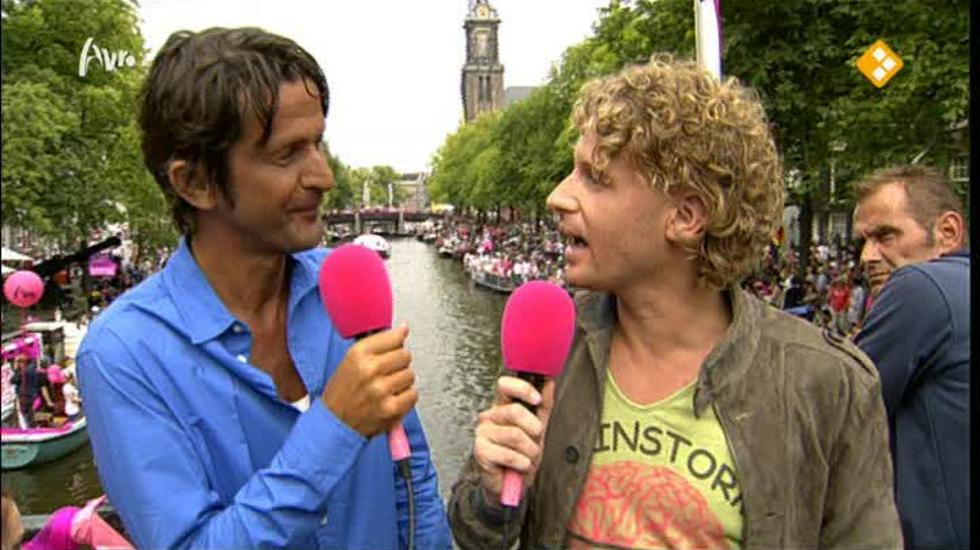 Amsterdam Gay Pride - Amsterdam Gay Pride 2012 - Canal Parade