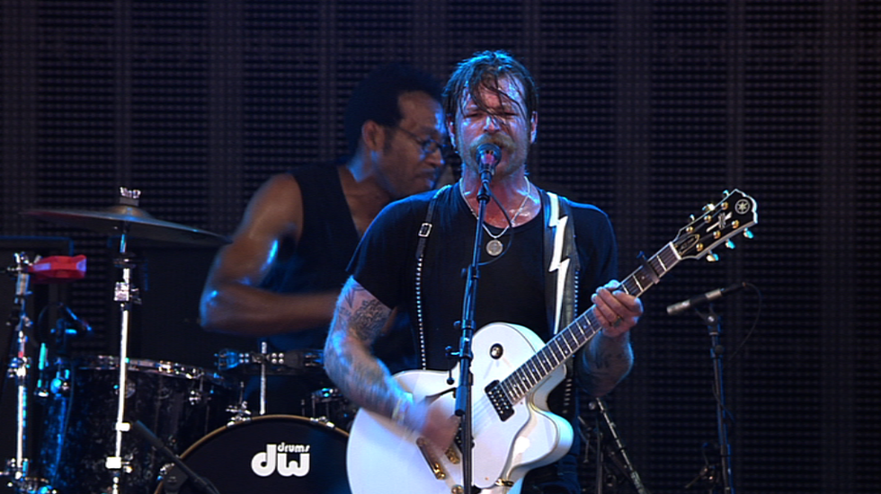 Eagles Of Death Metal live op Lowlands 2012
