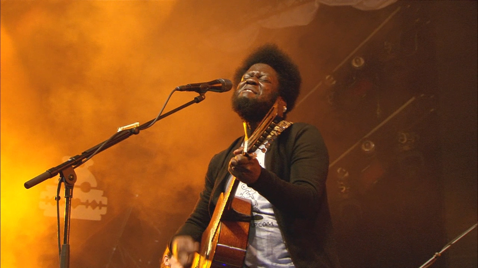 Michael Kiwanuka - Love and Hate - Live at Lowlands 2017