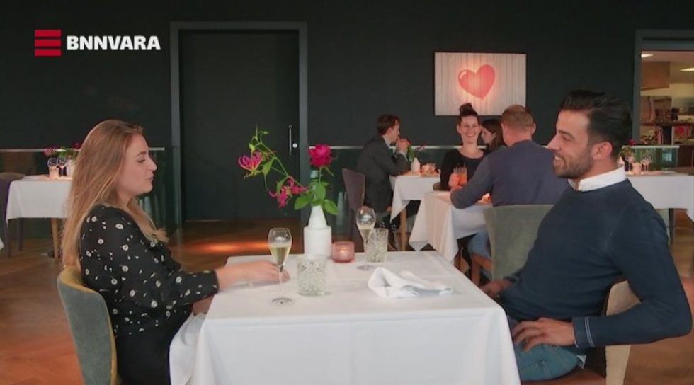 7 in de hemel singles speed dating Party