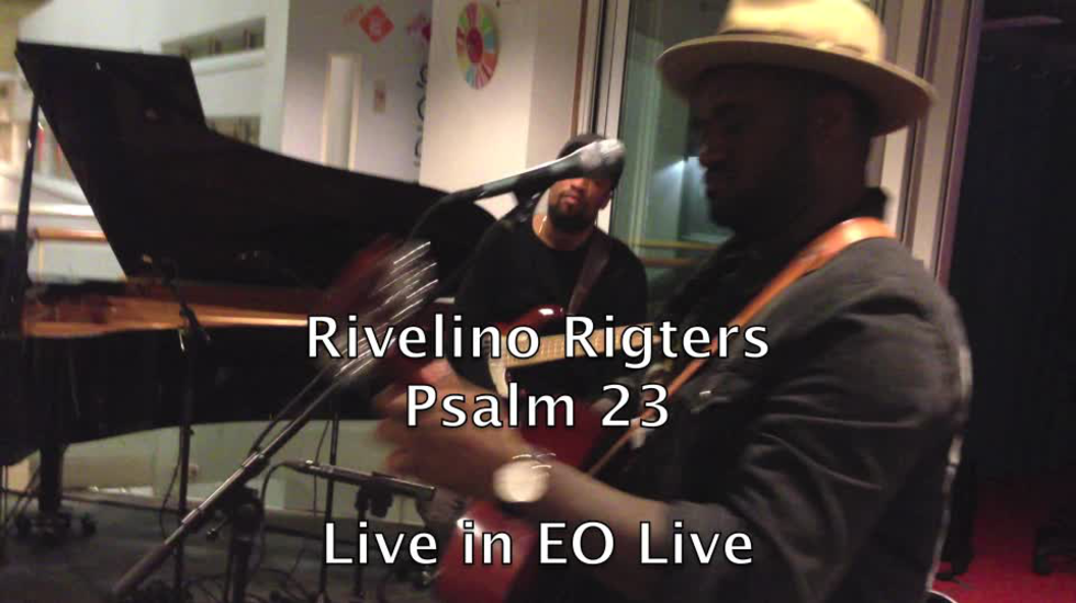 Rivelino Rigters-Psalm 23