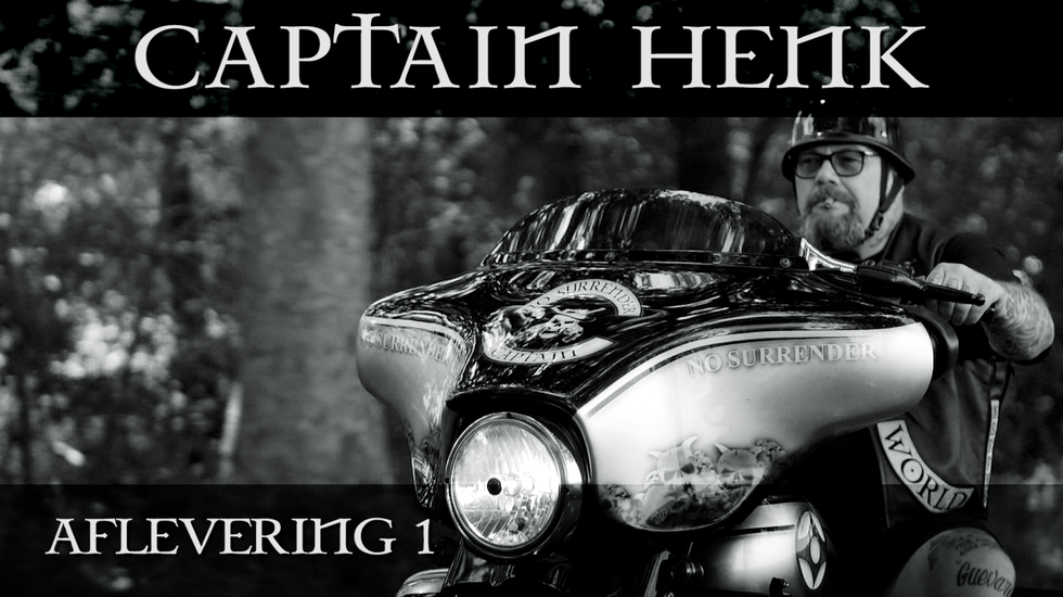 Captain Henk afl. 1