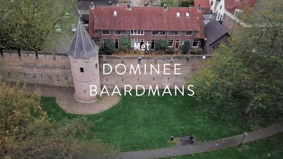 Dominee Baardmans - Kwetsbaarheid