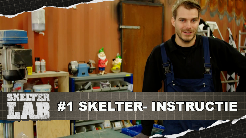 #1 Skelter- instructie | MasterMilo | Skelterlab