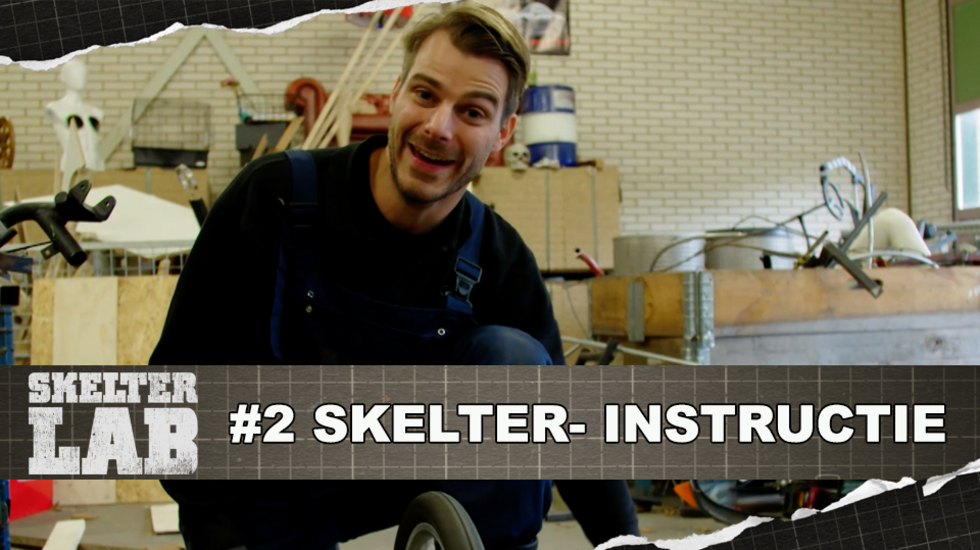 #2 Skelter-instructie | MasterMilo | Skelterlab