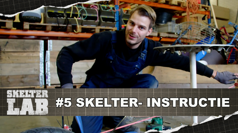#5 Skelterlab- instructie | MasterMilo | Skelterlab