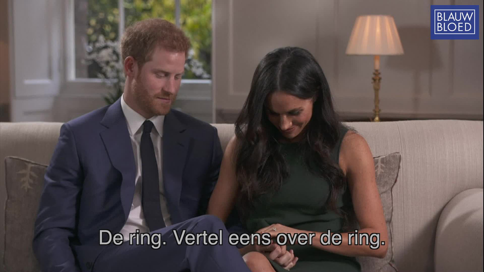 Harry en Meghan over prinses Diana
