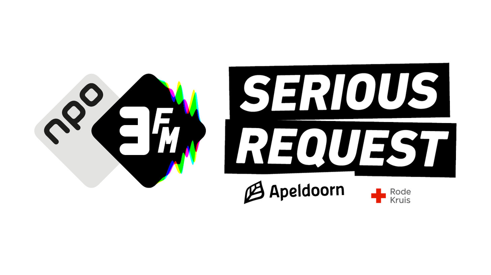 Serious Request 3FM live