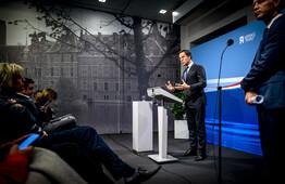 NOS Gesprek minister-president
