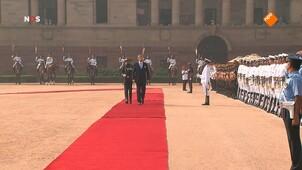 NOS Koningspaar in India