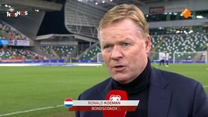 NOS Voetbal EK-kwalificatie Noord-Ierland