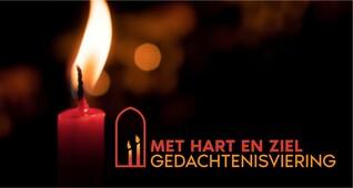 Met hart en ziel Gedachtenisviering