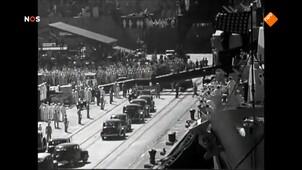 NOS Bevrijdingsjournaal januari 1945