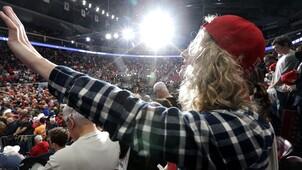God, Jesus, Trump!